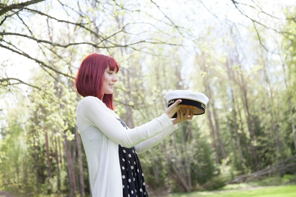 Studentfoto av Mathilda Hofling - reaktionista.se